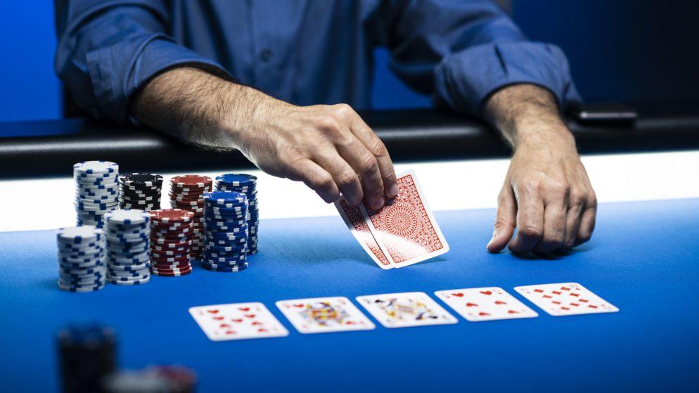 sports betting vs poker tournaments